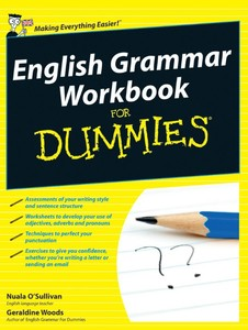 English Grammar Workbook for Dummies | Dodax.at