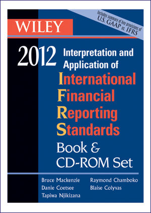Wiley IFRS 2012, w. CD-ROM | Dodax.at