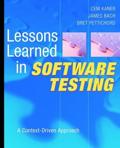 Lessons Learned in Software Testing | Dodax.ch