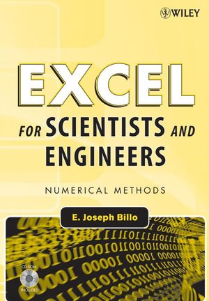 Excel for Scientists and Engineers, w. CD-ROM | Dodax.de