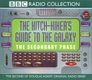 The Hitch-Hikers Guide to the Galaxy, The Secondary Phase, 3 Audio-CDs | Dodax.ch