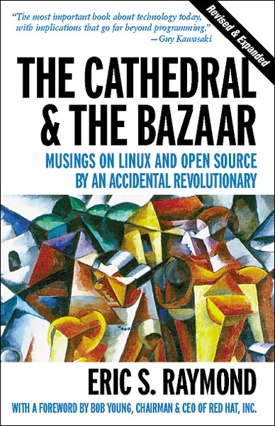 The Cathedral & the Bazaar | Dodax.co.uk