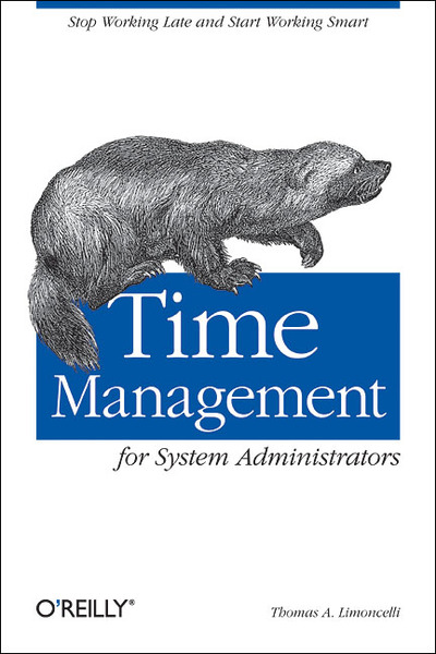 Time Management for System Administrators | Dodax.ch
