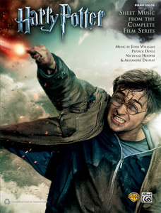 Harry Potter: Sheet Music from the Complete Film Series | Dodax.nl
