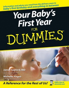 Your Baby's First Year For Dummies | Dodax.pl