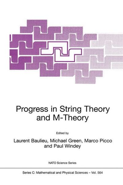 Progress in String Theory and M-Theory | Dodax.pl