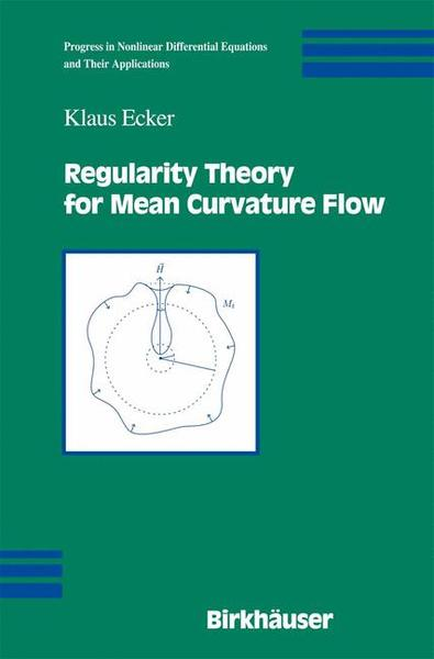 Regularity Theory for Mean Curvature Flow | Dodax.pl