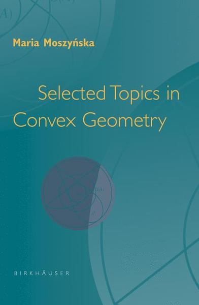 Selected Topics in Convex Geometry | Dodax.ch