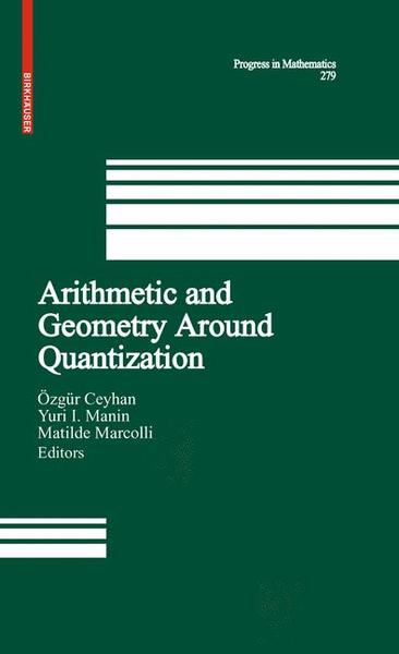 Arithmetic and Geometry Around Quantization | Dodax.ch