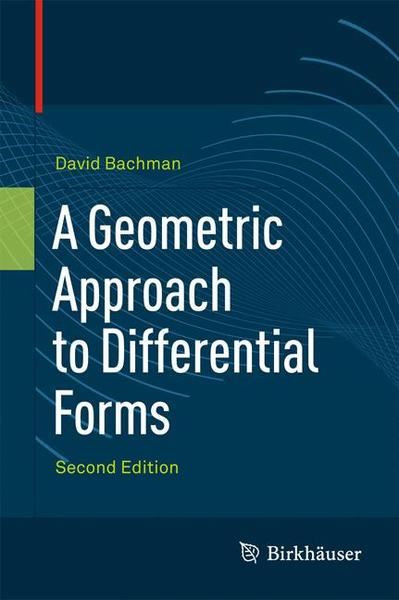 A Geometric Approach to Differential Forms | Dodax.pl