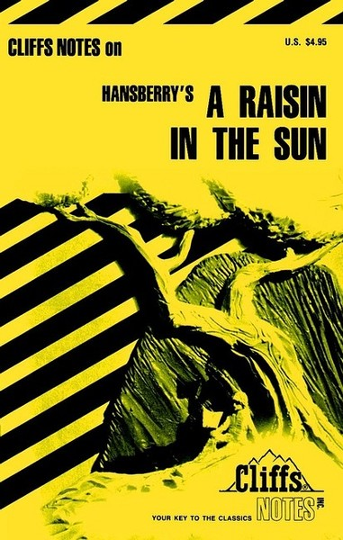 CliffsNotes on Hansberry's A Raisin in the Sun | Dodax.pl