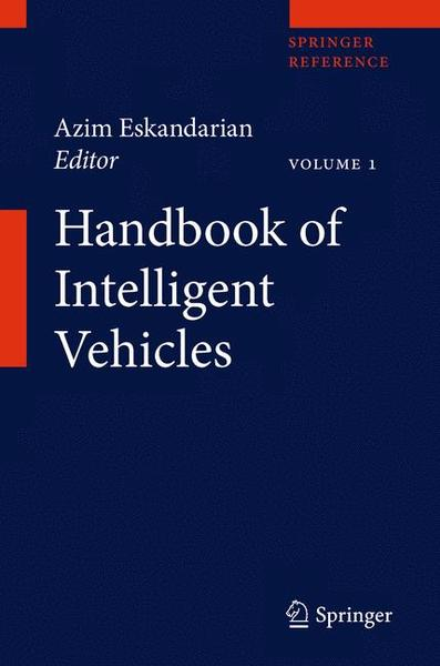 Handbook of Intelligent Vehicles, 2 Vols. | Dodax.ch