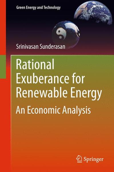 Rational Exuberance for Renewable Energy | Dodax.ch
