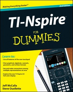 TI-Nspire For Dummies | Dodax.pl