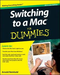 Wiley Switching to a Mac For Dummies, Mac OS X Lion Edition | Dodax.co.uk