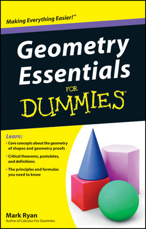 Geometry Essentials For Dummies | Dodax.pl