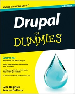 Drupal For Dummies | Dodax.pl
