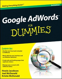Wiley Google AdWords For Dummies, 3rd Edition | Dodax.pl