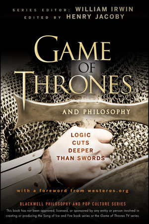 Game of Thrones and Philosophy | Dodax.ch