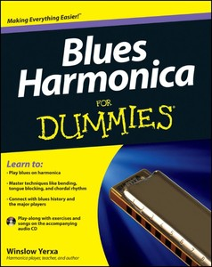 Blues Harmonica For Dummies | Dodax.de