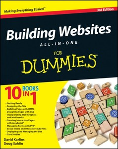 Building Websites All-in-One For Dummies | Dodax.pl