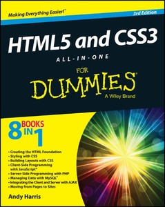 HTML5 and CSS3 All-in-One For Dummies | Dodax.pl