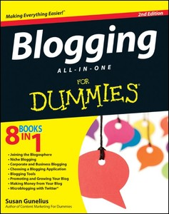 Blogging All-in-One For Dummies | Dodax.pl
