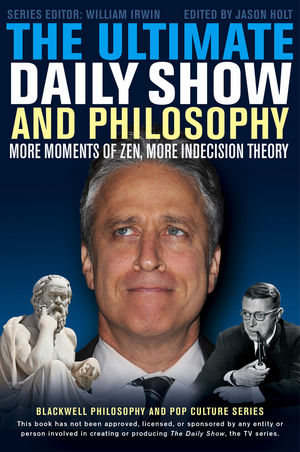 The Ultimate Daily Show and Philosophy | Dodax.ch