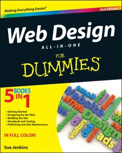 Web Design All-in-One For Dummies | Dodax.pl