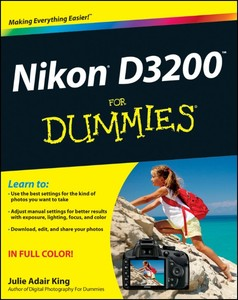 Nikon D3200 For Dummies | Dodax.pl