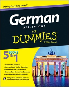 German All-in-One For Dummies | Dodax.pl