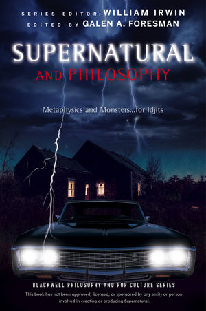 Supernatural and Philosophy   Dodax.at