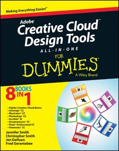 Adobe Creative Cloud Design Tools All-in-One For Dummies   Dodax.at