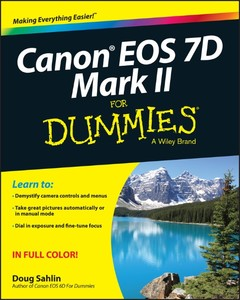Canon EOS 7D Mark II For Dummies | Dodax.pl