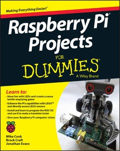 Raspberry Pi Projects For Dummies | Dodax.pl