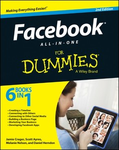 Facebook All-in-One For Dummies | Dodax.pl