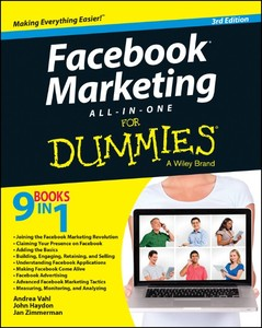 Facebook Marketing All-in-One For Dummies | Dodax.pl