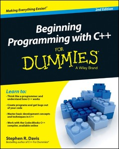 Beginning Programming with C++ For Dummies | Dodax.co.uk
