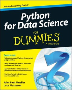 Python for Data Science For Dummies | Dodax.ch