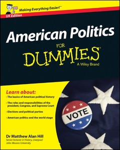 American Politics For Dummies | Dodax.at