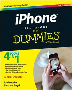 iPhone All-in-One For Dummies | Dodax.pl