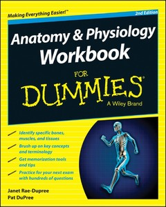 Anatomy and Physiology Workbook For Dummies | Dodax.pl