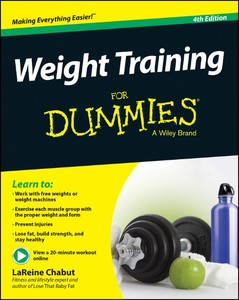 Weight Training For Dummies | Dodax.co.uk