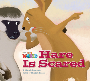 Hare Is Scared | Dodax.at