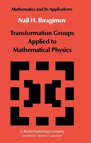 Transformation Groups Applied to Mathematical Physics | Dodax.pl