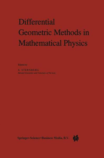 Differential Geometric Methods in Mathematical Physics | Dodax.pl