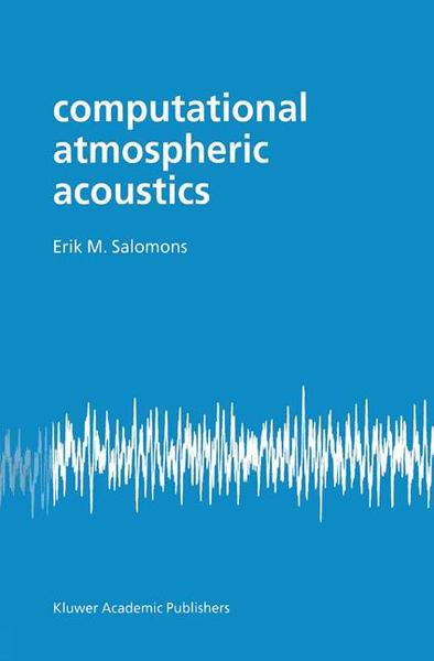 Computational Atmospheric Acoustics | Dodax.pl