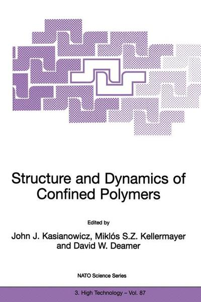 Structure and Dynamics of Confined Polymers | Dodax.pl