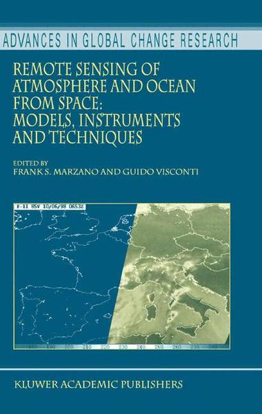 Remote Sensing of Atmosphere and Ocean from Space: Models, Instruments and Techniques | Dodax.ch
