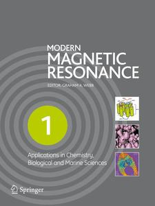 Modern Magnetic Resonance, 3 Vols. | Dodax.ch
